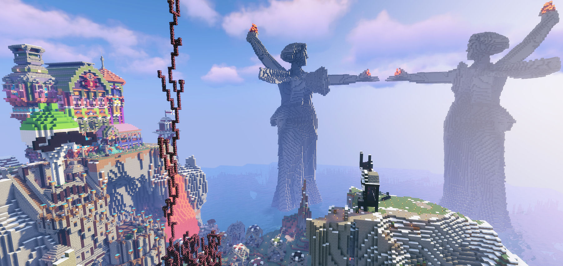 June 2020 Player build winner - Error_100, AuntieIzzy, danieldoodle, iwillmameyou, and Finnie
